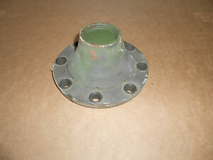 2 Front 2 5 Ton Rockwell Axle Caps Front Cover M35a2 M35a3 16 Spline