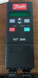 Danfoss Vlt 2800 195n0001 Frequency Drive
