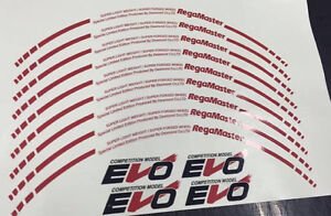 Desmond Regamaster Evo Decal 16 17 18 Wheel Decals Exact Fitment Oe Size Jdm