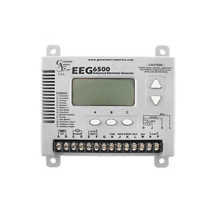 Eeg6500 Digital Governor new Authentic Governors America Corp gac