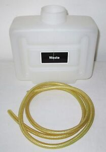 New Roche Cobas Mira Waste Bottle Container With Hose