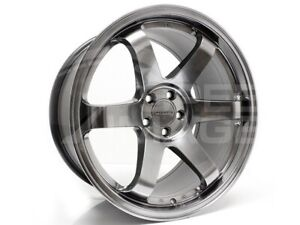 Rota Grid Wheels Hyper Black 18x9 5 20 5x114 3 Fit Evo 8 9 X 240sx S14 350z G35
