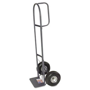 Milwaukee D handle Hand Truck 10 Pneumatic Tires 30019