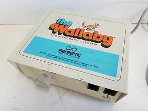 The Wallaby Phototherapy System