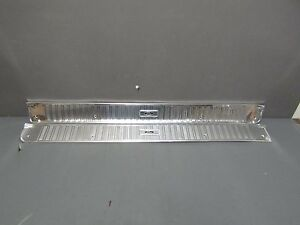 62 63 64 Ford Fairlane Door Scuff Plates Sill All 2dr