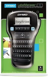New Dymo Labelmanager Lm 160 Handheld Portable Label Maker Lm 160 1790415