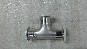Ajvs Kf 25 Tee Vacuum Fitting Nw 25 60 Day Warranty