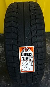 Michelin 2255516 X Ice 225 55r16 No Repairs 5 7 32nds A
