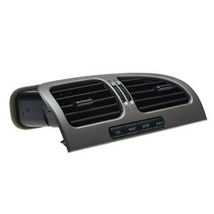 Oem New Center Dashboard Ac Air Vent Louvre Message 2003 2006 Lincoln Ls
