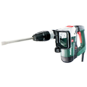 Metabo 600688420 13 3 amp 3 000 Bpm Sds max Durable Corded Demolition Hammer