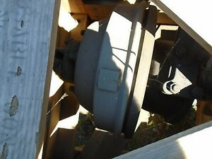 M715 Dana 60 Complete Front Axle Assy Drum To Drum