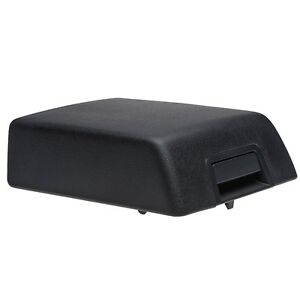 Oem New Center Console Armrest Storage Lid Cover Ebony Black 04 08 Ford F 150