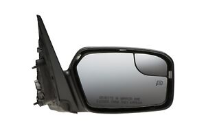 2011 2012 Ford Fusion Right Passenger Power Heated Mirror Oem New Be5z 17682 ba