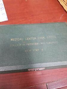 Vintage Medical Supplies