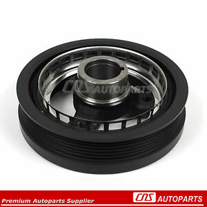 Ref 102065 Harmonic Balancer For 94 05 Chevrolet Buick 3 1l 189 3 4l 207