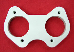 Weber Dcoe 48 50 Or 55 Mm Dellorto Dhla Cnc Billet Mounting Flange 1 2 Thick