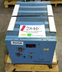 American Ultraviolet Ps 11 2 300wpi Uv Curing Dryer Power Supply Sn 9702l1537
