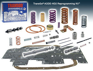 Transgo Reprogramming Shift Kit Aode Hd2 Aode Hd2 Sk Aode Hd2