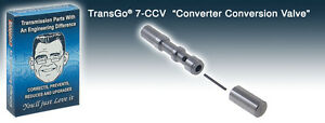 Transgo Non Lock Up Conversion Kit 7 Ccv Th700r4 700r4 Sk 7 700 Sk 7 Ccv