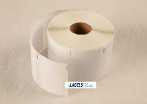 70 Rolls Postage Labels White Adhesive Compatible W Dymo Labelwriters 30334