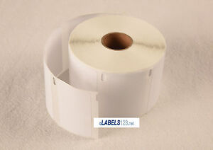 42 Rolls 30334 Labels For Dymo 450 Twin Turbo Duo Labelwriters 1 000 Per Roll