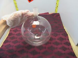 Aldrich Round Flask Lab Glass 2 h 9 5