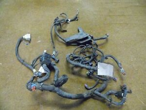 08 Chevy Cobalt 2 2 Standard Engine Wiring Wire Harness Vin 87212210