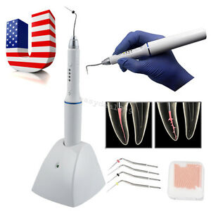 Usa Dental Endo Wireless Cordless Gutta Percha Obturation Heated Pen Root Canal