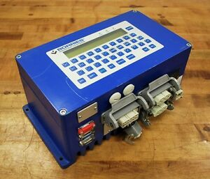 Borries Marking Systems Compact Controller Eg box With Zam4 Used