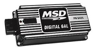 Msd Ignition 64253 Ignition Box Digital 6a Ignition With Rev Control