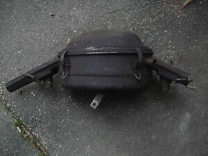 Oil Bath Air Cleaner 67 Vw Bug This One Is 4 A 67 W Air Conditioning