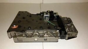 4r70w Valve Body Clean Tested Good Used 01 03 With Harness With Plate