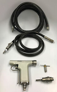 Stryker System Ii 2 Wiredriver 297 80 Surgical Hand Drill With Chuck Key