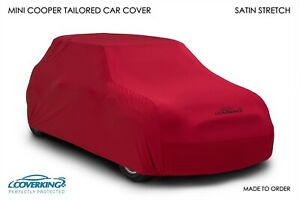 Mini Cooper Indoor Satin Stretch Tailored Car Cover From Coverking