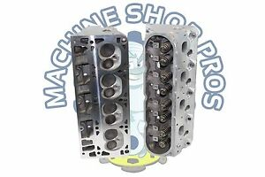 Gm Chevy Camaro Firebird Ls1 Ls2 Ls6 Cylinder Heads Pair Cast 853 99 00