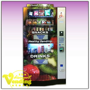 Seaga Hy900 Healthy You Vending Machine refurb