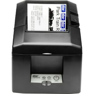 Star Micronics Tsp654ii Direct Thermal Monochrome Receipt Printer Gray