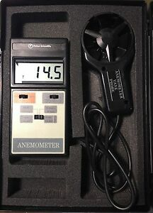 Fisher Scientific 01 241 Outside Air Velocity Anemometer Probe New In Case