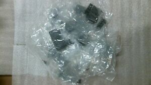 Qty 20 Factory Sealed Amp 5207908 7 D sub Connector Cable Clamp Kit