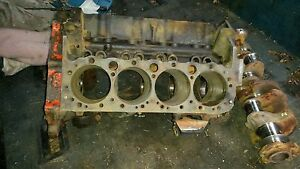 Chevrolet Impala 283 Engine Block From 1965 Impala Never Bored For Rebuild