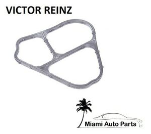 Mini R50 02 05 Gasket Oil Filter Housing To Block Victor Reinz 11421486687