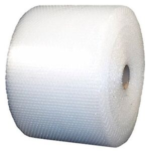 Bubble Wrap 3 16 175 Ft x 12 Small Padding Perforated Moving Shipping Roll New