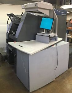 2001 Heidelberg Quickmaster Qm Di 46 4 Commercial Press