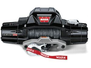 Warn Zeon 8 S Premium Winch With 8 000 Lb Pulling Capacity
