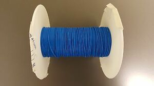 Alpha Wire 2841 7 Blu005 30 Awg Hook up Wire 7 X 38 Approx 700 Foot Spool