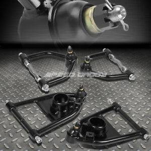 For 74 78 Mustang Ii Front Upper Lower Control A Arms Left Right Suspension Kit
