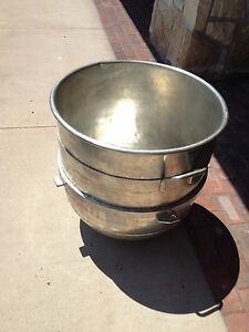 140 Quart Tin Mixing Bowl For Hobart Mixer