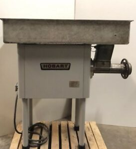Hobart 4146 Commercial Meat Grinder 200v Ph 3