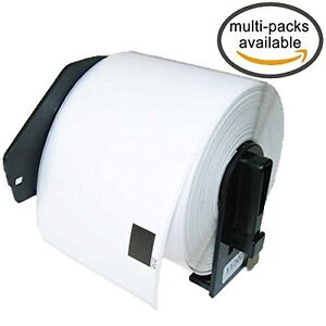 Litetite Dk 1202 8 Rolls Die cut Shipping Labels Compatible With Brother P to