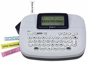 Brother P touch Handy Label Maker Ptm95